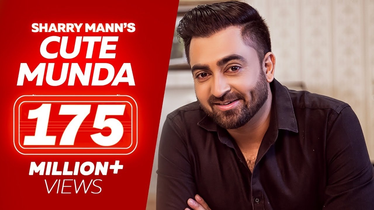 Cute Munda - Sharry Mann (Full Video Song) | Parmish Verma | Punjabi Songs 2017 | Lokdhun Punjabi #1