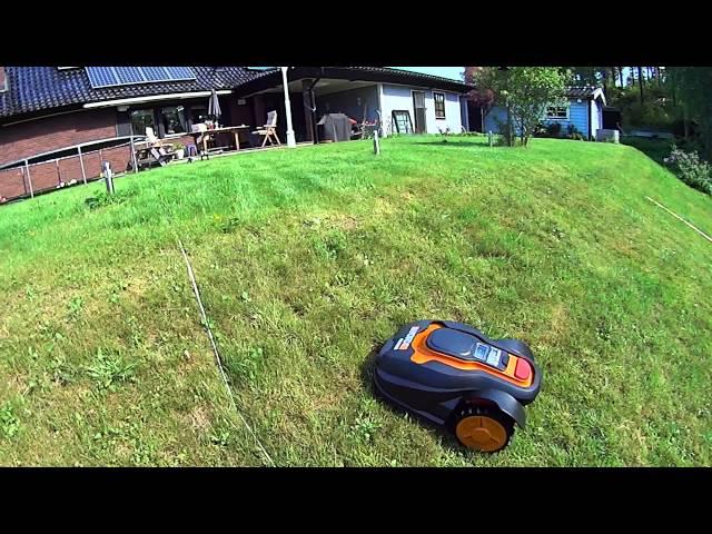 Cub Cadet Worx Landroid 2 0 Test