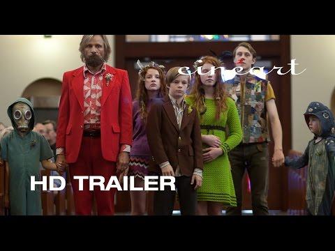 CAPTAIN FANTASTIC - Matt Ross - Officiële Nederlandse trailer - 2016