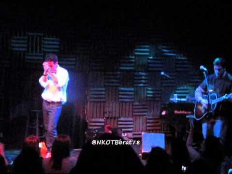 Falling - Joey McIntyre and Emanuel Kiriakou