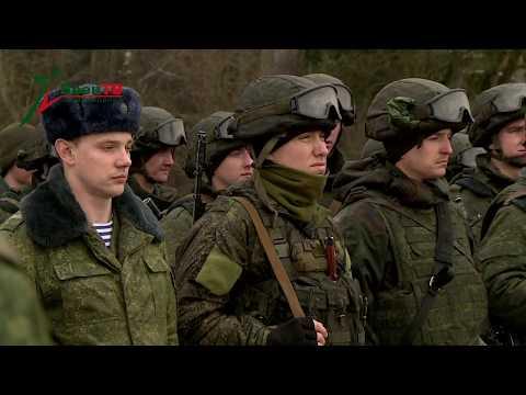 Военное обозрение (26.03.2020) Двустороннее учение десантников