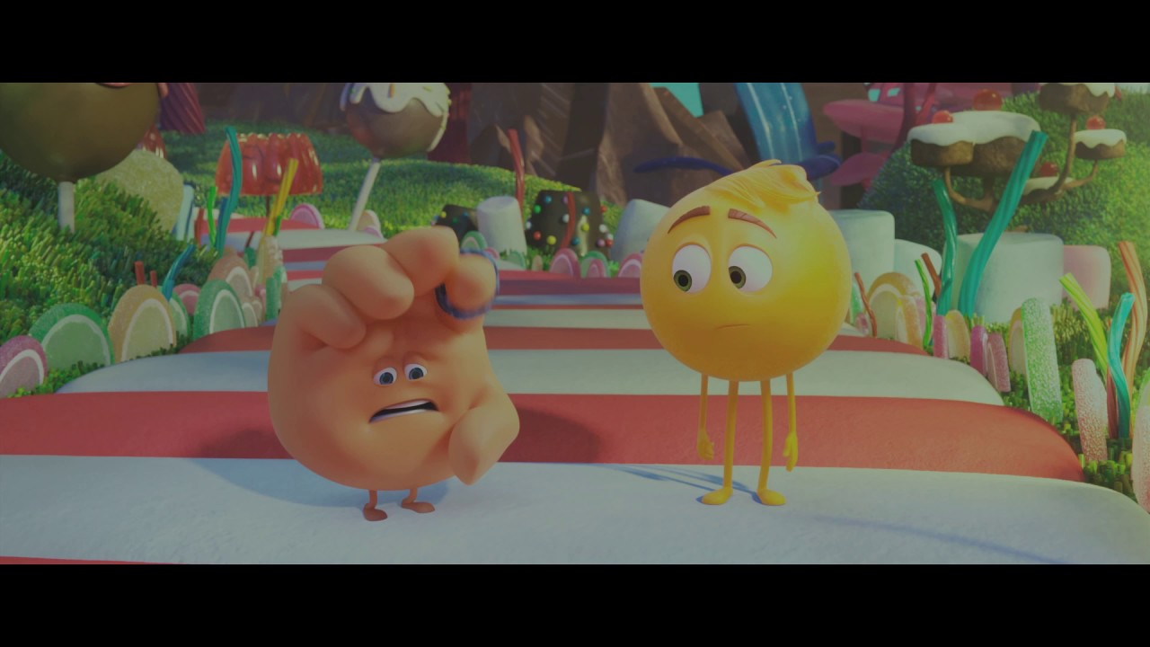 Emoji Movie трейлър с БГ аудио