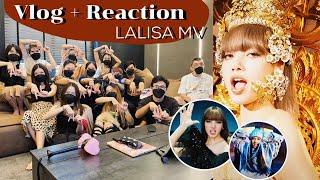 Cc Eng Reaction Lalisa Mv Mini Vlog ก็ปั่นวิววนไปสิคะ Koionusa MP3