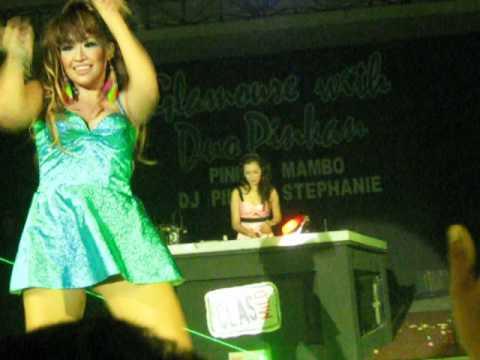 DJ Pingkan Stephanie Feat Pingkan Mambo - Firework 3