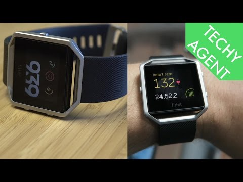 Fitbit Blaze - Hands On REVIEW