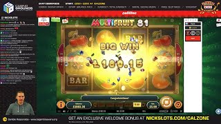 Casino Slots Live - 16/10/18 *Wild Swarm Attempt*
