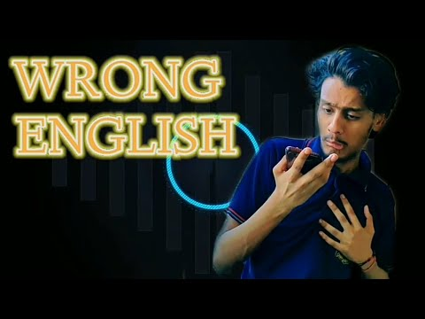 Wrong English with G.F.