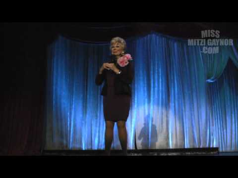 Highlights of Professional Dancers Society 2012 Gypsy Award to Julie Andrews, hosted by Mitzi Gaynor