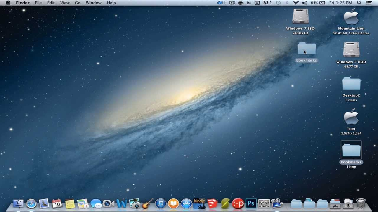 mac os x dock for windows 8