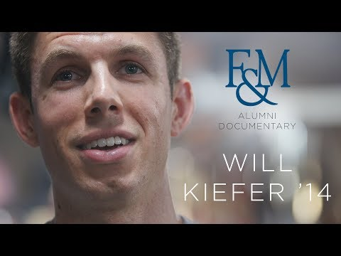Alumni Documentary: Will Kiefer '14