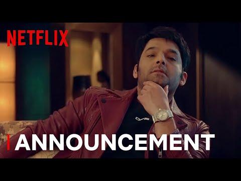 @Kapil Sharma's Very Official Announcement | Netflix India