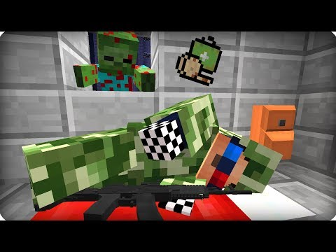 Я отшельник, совсем один [ЧАСТЬ 43] Зомби апокалипсис в майнкрафт! - (Minecraft - Сериал)