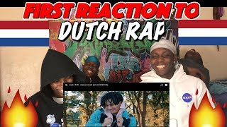 FIRST REACTION TO DUTCH RAP/HIP HOP FT Sevn Alias, Jacin Trill, Lil Kleine & Boef