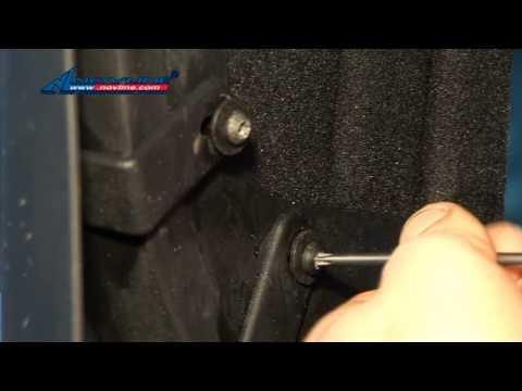 Подкрылки для Ford Focus 2 - установка