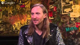 David Guetta - Dangerous Premiere Hangout Highlights!