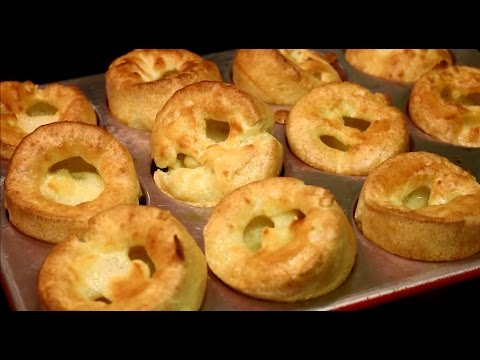 How to make yorkshire puddings the fast and easy way
