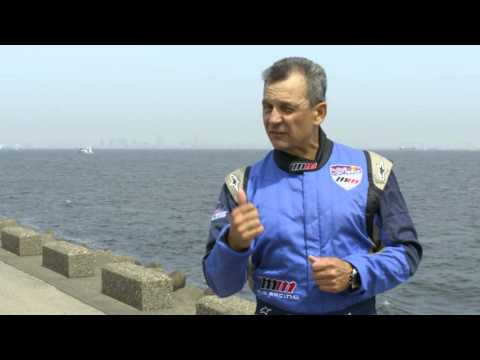 Red Bull Air Race Track Intro Chiba, Japan