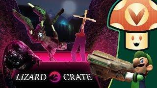 [Vinesauce] Vinny - Lizard Crate Spooptober Edition
