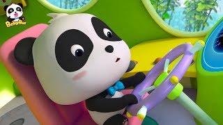 潜水艦で海を探検❤くじらに乗って遊んだよ!  赤ちゃんが喜ぶアニメ   動画   BabyBus