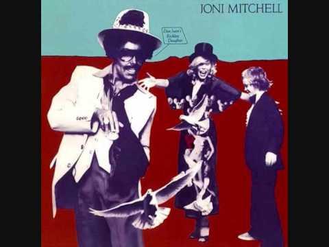 Joni Mitchell - Talk To Me