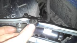 Opel astra ремонт дворники