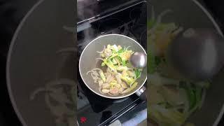 사골엑기스 백짬뽕 요리…