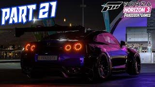 ΚΑΝΩ ΤΟ NISSAN GTR ΠΥΡΑΥΛΟ | Forza Horizon Part 21 Full Game