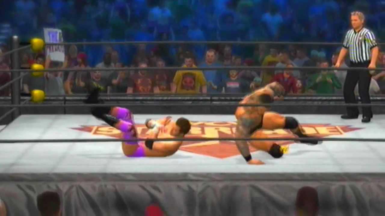 Randy Orton Comeback