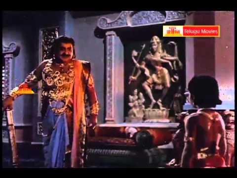Bhaktha Prahlada Telugu Movie Part -20(S V Ranga Rao, Anjali Devi, Roja Ramani)