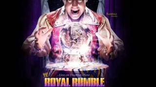 "WWE Royal Rumble 2012 Official Theme Song- ""Dark Horses"""