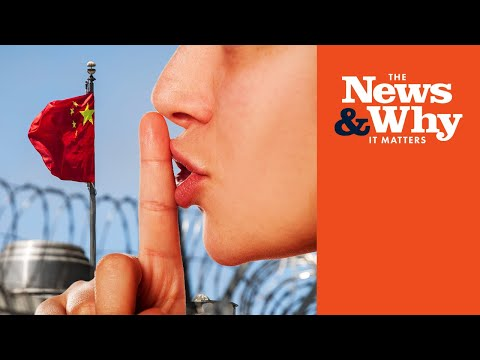 WOKE Big Tech Censors Vids EXPOSING China's Human Rights Abuse | The News & Why It Matters