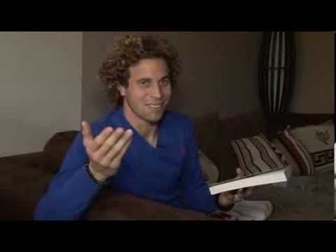Sergio Torres speaks about his book to BBC News