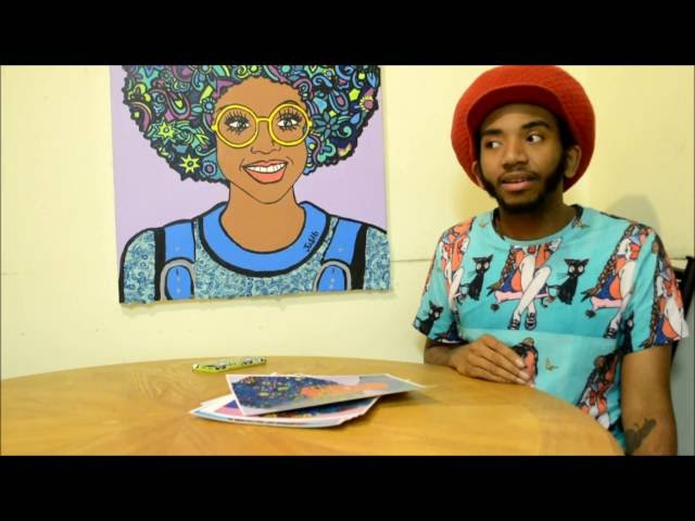 How to Make Prints of Your Artwork - YouTube