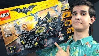 LEGO Batman: УЛЬТРА БЭТМОБИЛЬ - Набор На Обзор (70917)