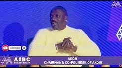 SUPERSTAR AKON - CRYPTOCURRENCY UNLOCKS AFRICA'S POTENTIAL | AIBC Summit