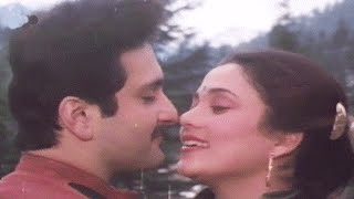 Mil Gaye Hum Aur Tum | Asha Bhosle | Hindi Romantic Songs | Mandakini - Hum To Chale Pardes