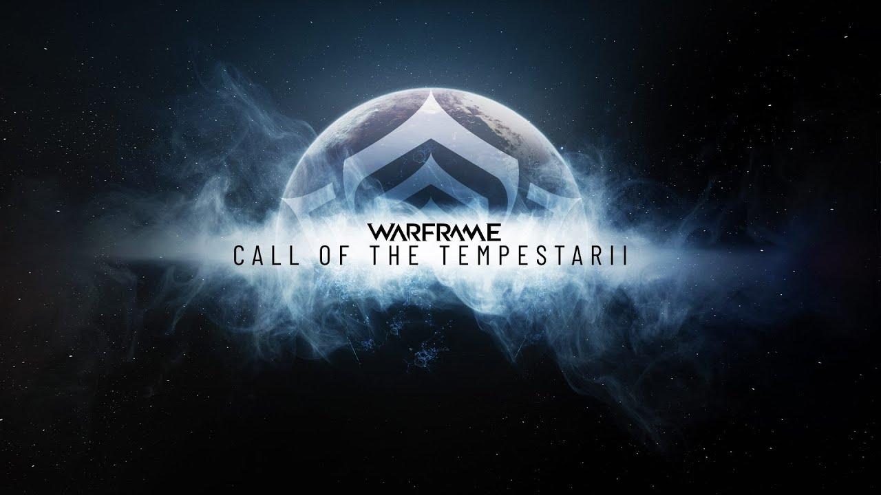 (Warframe): GOKU plays Warframe's  Call of The Tempestarii mission.