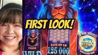 FIRST LOOK! ZODIAC LION-BONUS