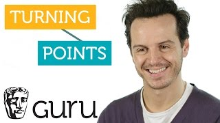 Andrew Scott Shares Important Acting Lessons | Turning Points