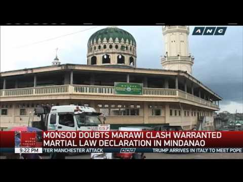 What legal analysts say about martial law in Mindanao