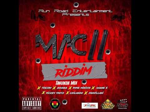 Mac 11 Riddim-May 2017-Mix By Takunda [Mbizo5records]