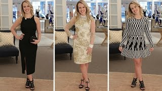 Spring Fashion: Inside the Rent The Runway Showroom!