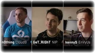 Life Of CS:GO Gods #2 ( GeT RiGhT, KennyS,n0thing )