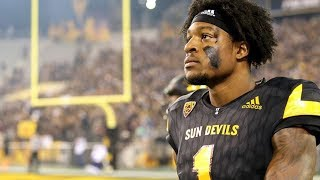 BEST Receiver in the COUNTRY  Official N39Keal Harry Arizona State Highlights