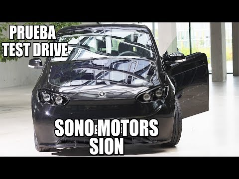 SONO SION: Prueba / Test / Review del coche solar de SONO MOTORS