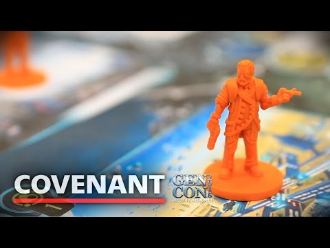 New Angeles | Board Game Overview | GenCon 2016