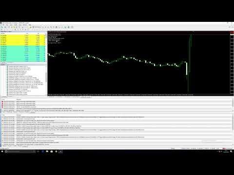 Quantina Forex News Spike Trader EA v1 0 beta3   US FED