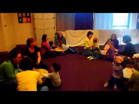 Drum and Sing with Melody Kids Music Together Class
