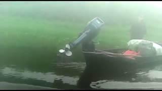 Захист гвинта човнового мотора. По камінню, перекатам і обмілинам.