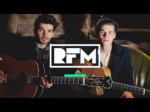 Hudson Taylor - World Without You | Intune Session | RFM